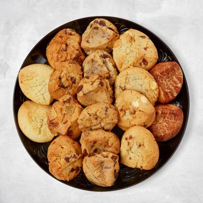 Mini Fresh Baked Cookie Platter