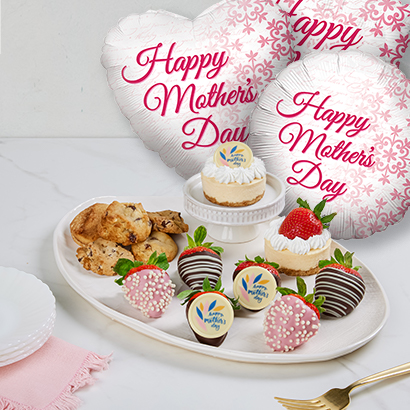 Mothers Day Dessert Bundle