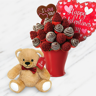 Edible Arrangements Fruit Baskets Valentines Day Gift 17