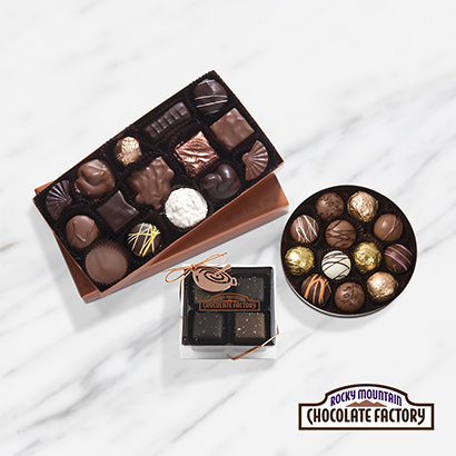 Rocky Mountain Chocolate Sampler