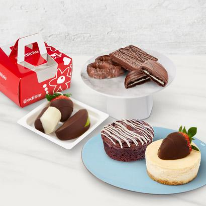 Sampler Dessert Box