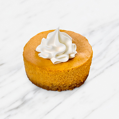 Bakeshop Pumpkin Cheesecake