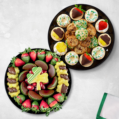 St Patricks Day Celebration Platters