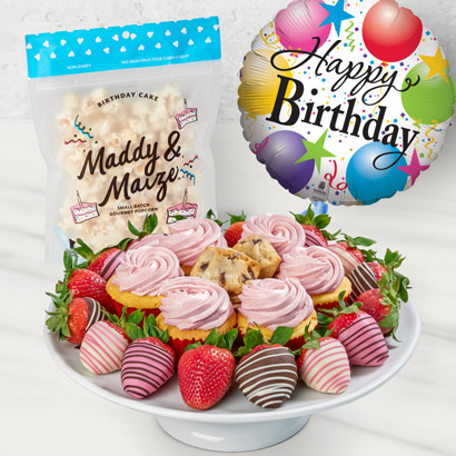 Strawberry Birthday Bundle