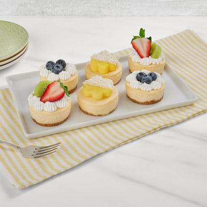 Summer Cheesecake Delight