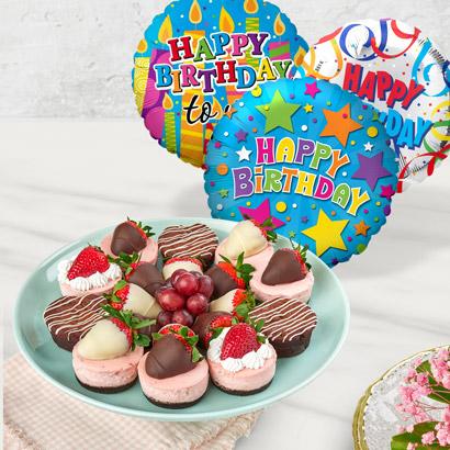 Sweet Cheesecake Birthday Bundle