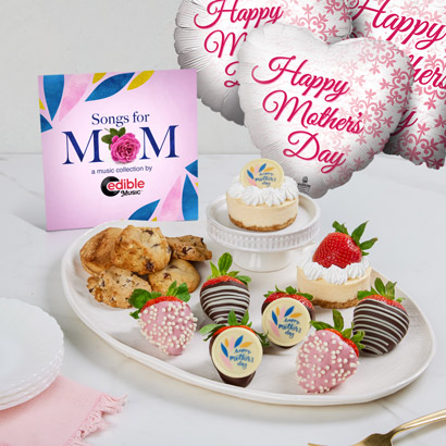 Sweets & Songs Mothers Day Bundle