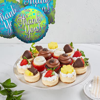 Thank You Cupcakes & Cheesecakes Bundle