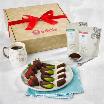 Thrive Farmers Coffee  Berries Gift Box