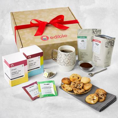 Thrive Farmers Coffee  Tea Gift Box