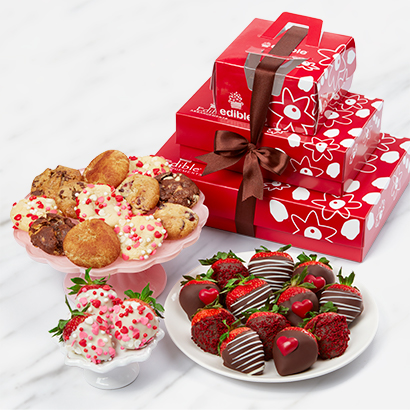 Berries Cookies Box Bundle