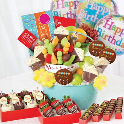 Ultimate Birthday Gift Basket