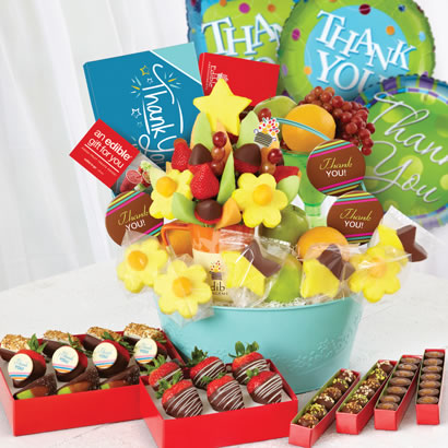 Ultimate Thank You Gift Basket