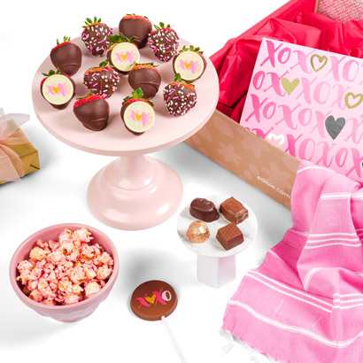 Valentines Day Deluxe Gift Box