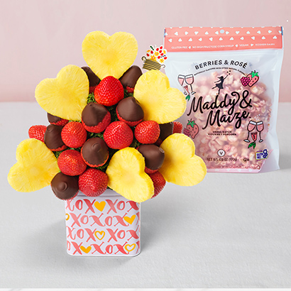Valentine's Day Strawberry Dream Bundle
