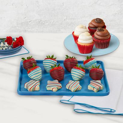 Veterans Day Cupcake Bundle