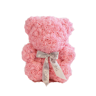 FunSize Pink Rose Bear