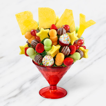 BDAY Wish-Tini With Confetti Berries