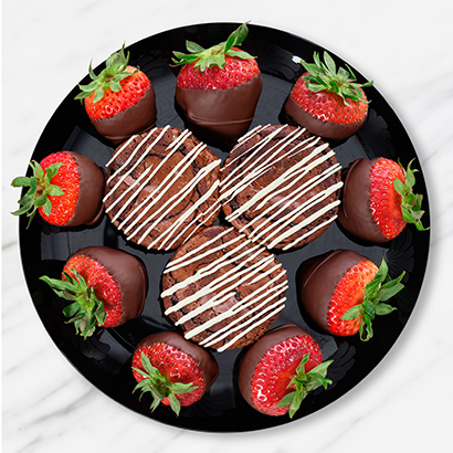 The Cheerful Chocolatier Platter