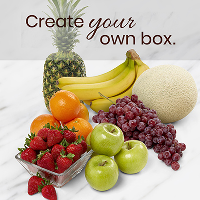 Create Your Own Produce Box