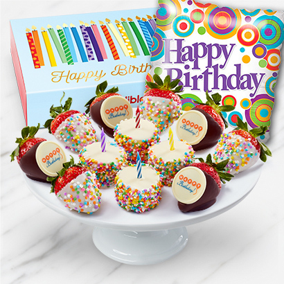 Happy Birthday Confetti Box Bundle