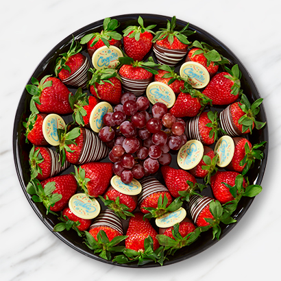 Hip Dipped Hooray Platter