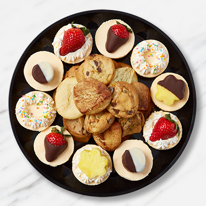Everyday Cheesecakes & Cookies Platter