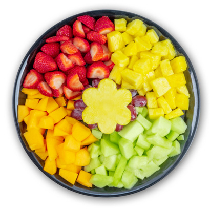 Sliced Fruit Delights Platter