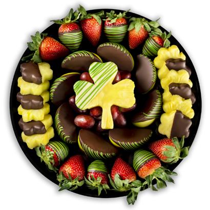 St. Patricks Day Platter