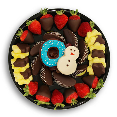 Ultimate Holiday Dipped Fruit™ Platter