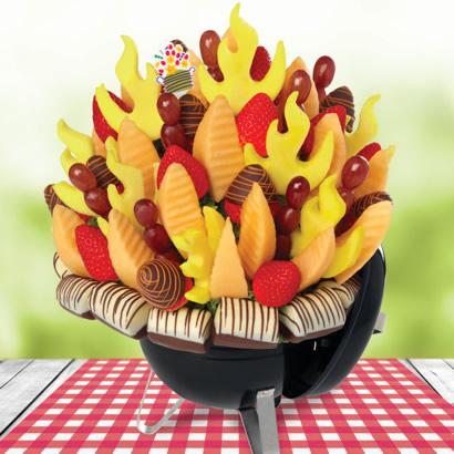 Pre-Order Fruit & Fire Bouquet™ Orange Swizzle Berries®