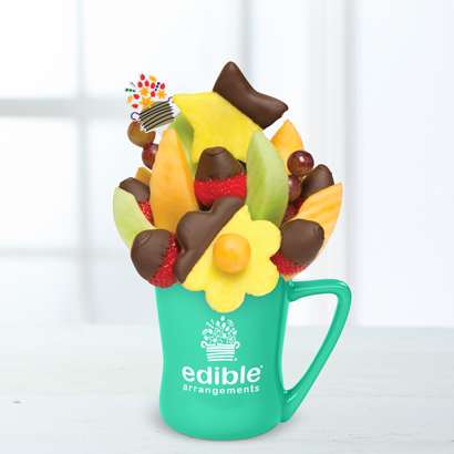 Delicious Daisy®  Dipped Strawberries & Pineapple