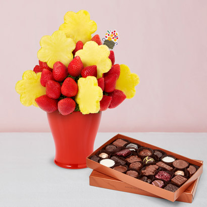 Fruit  Chocolate Bundle