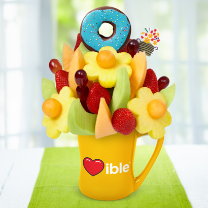 FruitFlowers® Bouquet - Edible® Donut