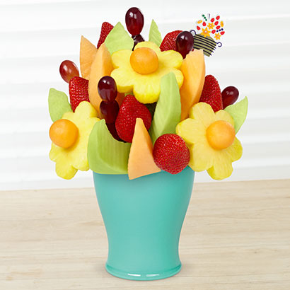 Featured on TV! FruitFlowers® Bouquet