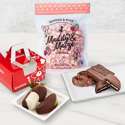 Gourmet Treats Dessert Box