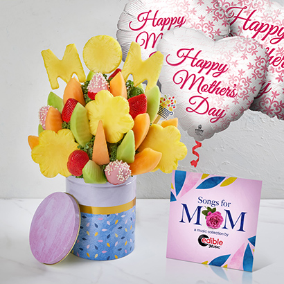 Mothers Day Vanilla Rose  Music Bundle