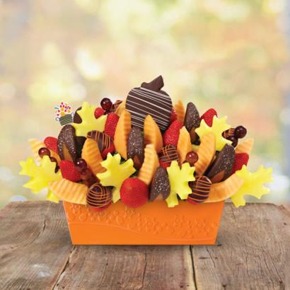 Salted Caramel Harvest Festival™ Orange Swizzle Berries®
