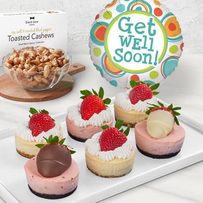 Sweet Encouragement Get Well Soon Gift Bundle