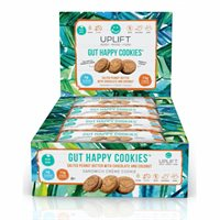 Gut Happy Cookies Salted Peanut Butter with Chocolate and Coconut