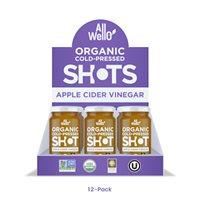 Organic Apple Cider Vinegar ColdPressed Shot