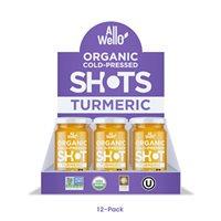 Organic Turmeric ColdPressed Shot