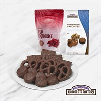 Chocolate Favorites Snack Set