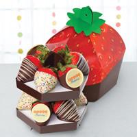 Happy Birthday Signature Berry Box™