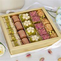 Mediterranean Pastries Vegan Box