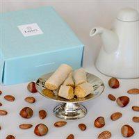 Tunisian Almond Finger Pastry