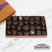 Dark Chocolate Assorted Gift Box 14.5 oz