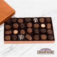 Soft Center Chocolates Gift Box, 16 oz.
