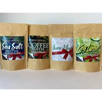Holiday Toffee Pouches