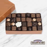 Nut and Caramel Chocolates Gift Box 31 oz.